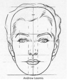 5 Proportions of the Face to Keep in Mind During Your Next Portrait Drawing