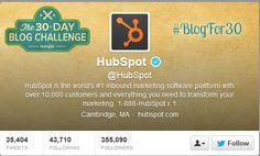 Marketing Software, Inbound Marketing, World 1, Reading Lists, Challenges, Twitter, Tips, Blog, Playlists