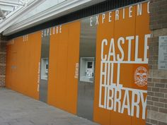 Castle Hill Library - The Hills Shire Library Service