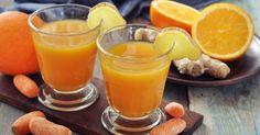 Recette de Jus de carottes et oranges. Facile et rapide à réaliser, goûteuse et diététique. Ingrédients, préparation et recettes associées.