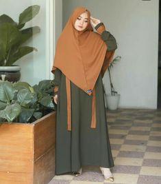 Hijab Dress, Hijab Fashion, Ootd, Dresses, Style, Vestidos, Swag, Hijab Fashion Style, Stylus