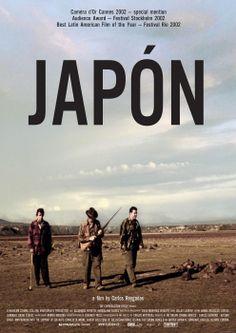 Japón is de ronduit verpletterende debuutfilm van de Mexicaanse regisseur Carlos Reygadas met adembenemende natuurbeelden en duizelingwekkende sequenties die u nooit meer vergeet.