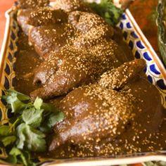 Mole Sauce & Chicken, a Mexican classic!