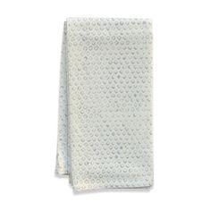 "Natural Dots Grey Tea Towels, Set of 3 20"" X 30"" 100% cotton by Couleur Nature."