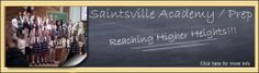Arlington Kid to Kid serves Saintsville Academy & Preparatory with all of their uniform needs. Kid to Kid offers great services and layaway sale dates for Saintsville families. We are proud to support Saintsville!