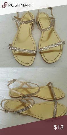 Sandals Beautiful Ralph Lauren sandals, great condition, worn about 5 times Ralph Lauren Shoes Sandals