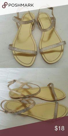 Sandals Beautiful Ralph Lauren sandals, great condition, worn about 5 times Ralph Lauren Shoes Sandals