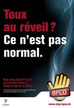 tabac (poumons, dépistage, MPOC, France)