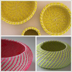 Beautiful colourful baskets. Love this? You'll love our Rwenzori Trading Company range: http://www.tkmaxx.com/uganda-community-project/page/communityugandaproject