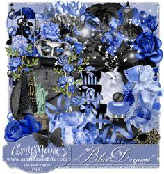 AmyMaire: PTU Pink Dreams & Blue Dreams