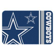 Rugged Laptop Dallas Cowboys NFL Tufted Rug x