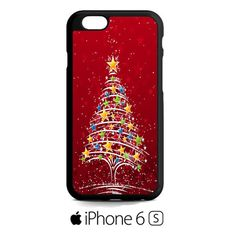 Christmas Tree iPhone 6S  Case