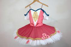 Figurino para o Corpo de Baile de Paquita | Paquita Corps de Ballet para a Escola La Belle Dance