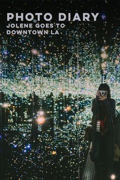 Jolene goes to Downtown LA - Check out my photos from Kusama's Infinity Room, Smorgasburg LA and Infinity Room, Carlsbad Flower Fields, Walt Disney Concert Hall, Disney California Adventure Park, Griffith Observatory, Monteverde, Photo Diary, Travel Photos, My Photos