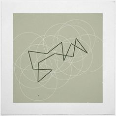 #227 Molecule– A new minimal geometric composition each day