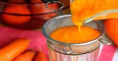 Puede utilizar la zanahoria como remedio contra la tos y eliminar la flema de los pulmones con la siguiente receta que le detallamos para preparar un jarabe