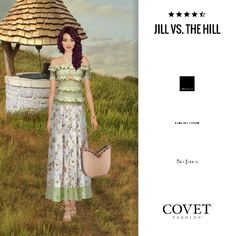 Covet Fashion v2 - Nursery Rhymes: Jill vs. the Hill ✨4.60 (3.80 from votes)