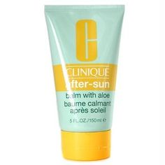 Shop Clinique After Sun Balm With Aloe - 150ml/5oz online at lowest price in india and purchase various collections of Sun Care in Clinique brand at grabmore.in the best online shopping store in india
