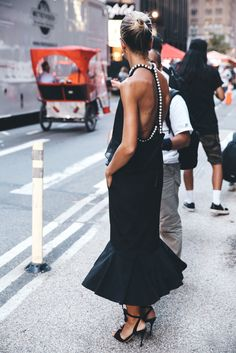 Street style en New York Fashion Week Vol.2 | Galería de fotos 17 de 96 | GLAMOUR