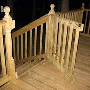How To Build A Gate For A Deck