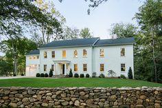 Westport farmhouse, CT. Thiel Architecture + Design. RC Kaeser & Co. builders. Lust Photography.