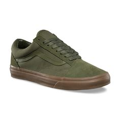 Vans Suede Canvas Old Skool Available in 3 New Colors!  #BMX #vans #fashion #style #shoe #shoes