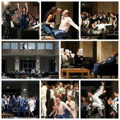 Il n'y a pas à dire, en produisant le Carmen de Dmitri Tcherniakov, le festival d'Aix en Provence a tapé un grand coup. Il faut dire que le metteur en scène russe a proprement dynamité le regard habituel porté sur l'opéra de Bizet: exit le dépaysement à l'espagnole et la grande tragédie amoureuse entre la gitane et