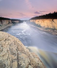 Alexandra Falls, Hay River, Northwest Territories, Canada...last Saturday memories...