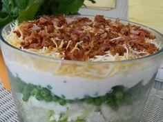 5 Layer Salad!  (Thx Julie!)