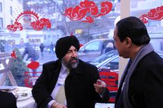 Day 2 @ #IndiaAdda #Davos #wef14