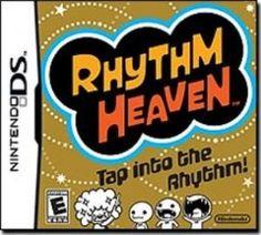 nice Nintendo Rhythm Heaven (Nintendo DS) Musical Games for Nintendo DS   http://gameclone.com.au/accessories/cables-adapters/nintendo-rhythm-heaven-nintendo-ds-musical-games-for-nintendo-ds/