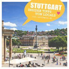 Stuttgart: 15 Insider Tipps von Locals mit Sehenswürdigkeiten
