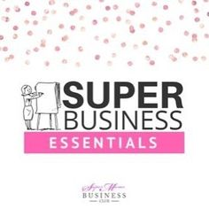 OK THIS IS IT!  It's finally time for me to be brave and get my first course out there. It's going to EPIC and I hope you can join me.  SUPER BUSINESS ESSENTIALS PLUS FREE BONUS WORDPRESS ESSENTIALS   This course is for you if:  You started your business with all guns blazing and are now as feeling flat as a pancake  You dont have any business experience and want to do things properly  Working as a solopreneur has left you feeling isolated and fed up  You want a simple yet effective online…