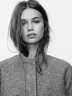 Elite Model, finegoodsfinefolk:   danylevy:   Mariasole...