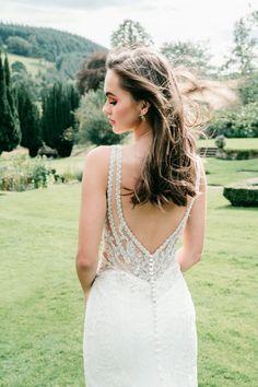 Allure Bridals is one of the premier designers of wedding dresses, bridesmaid dresses, bridal and formal gowns. Lace Back Wedding Dress, Wedding Dress Shopping, Dream Wedding Dresses, Wedding Gowns, Wedding Bells, Allure Couture, Foto Instagram, Instagram Posts, Bridal And Formal