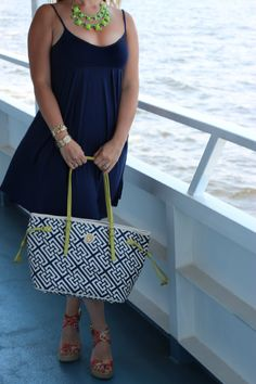 Spartina44 Summer Look from The Complicated Mama