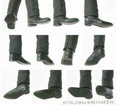 みたいもん!クリッパー — drawthatshitt: Feet + shoes reference...