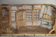Kijkkast kamer voorzijde