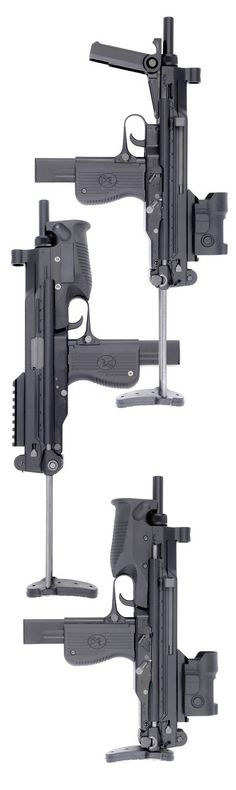 BRS-99 Tactical is a semi automatic variant of the PM-06 submachine gun developed in Poland by the famed Fabryka Broni Łucznik.