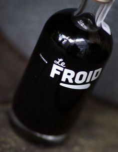 Le Froid Cold Brew Coffee - Via Le Froid