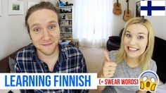 British Guy Learns FINNISH (Plus swear words!) | Dave Cad (with Cat Pete...