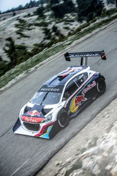 Pikes Peak Record-Smashing Peugeot 208 T16 Headed To Goodwood: Video