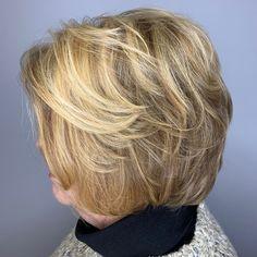 50 Wonderful Short Haircuts for Women Over 60 - Hair Adviser Short Hair Over 60, Short Thin Hair, Medium Short Hair, Short Hair With Layers, Thin Bangs, Medium Hair Styles For Women, Short Hair Older Women, Short Hair Styles, Over 60 Hairstyles
