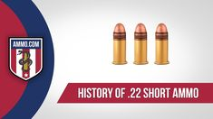 Initially introduced in the 19th century as a black powder cartridge, the .22 Short is a popular choice for pest control and plinking. And with its almost imperceptible recoil, .22 Short ammo is a great way to introduce a new shooter to the sport. #22Short #22ShortAmmo #22Ammo #Ammo #AmmoHistory