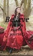 Believe that ... Red/Ruby