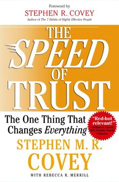 "Book review: ""The Speed of Trust"""