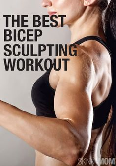 Upper body workouts for your biceps.
