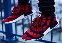 NICE KICKS × ADIDAS CONSORTIUM NMD RUNNER PK #sneaker