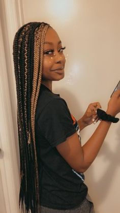 Small Box Braids Hairstyles, Braids Hairstyles Pictures, Braided Hairstyles For Black Women, Dope Hairstyles, Braided Hairstyles Updo, African Braids Hairstyles, Hair Pictures, Wedding Hairstyles, Box Braids Pictures