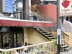 Meilleur chocolat chaud au monde! -Juliette et Chocolat, Montréal, Quebec, Canada